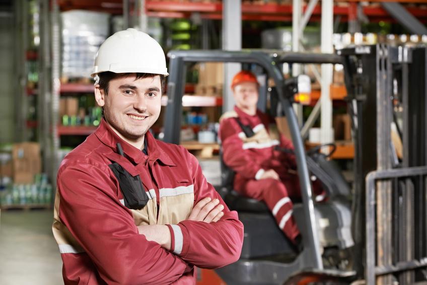 Профессия человека который работает на складе